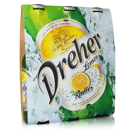 Birra Dreher Radler 3x33cl