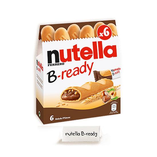 Nutella B-Ready 132 g FERRERO