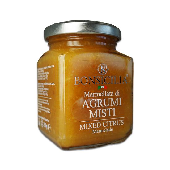 Marmellata di Agrumi Misti 250g BONSICILIA / Marmelade aus Zitrusfrüchten
