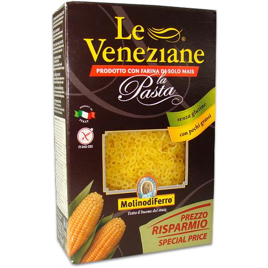 Anellini 250 g Glutenfrei LE VENEZIANE