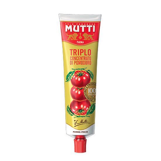 Concentrato Triplo / dreifach konzentriertes Tomatenmark 200 g MUTTI