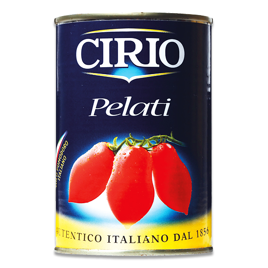 Pelati / geschälte Tomaten 400 g CIRIO