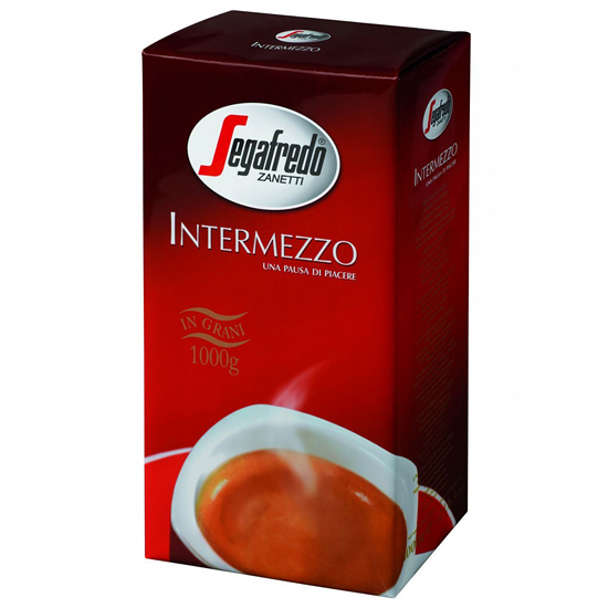 Segafredo Intermezzo Rosso 1 kg