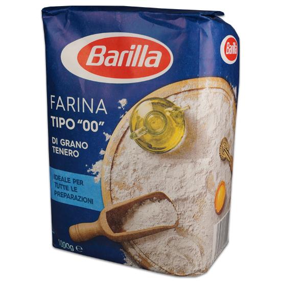 Farina Grano Tenero Tipo 00 1 kg BARILLA