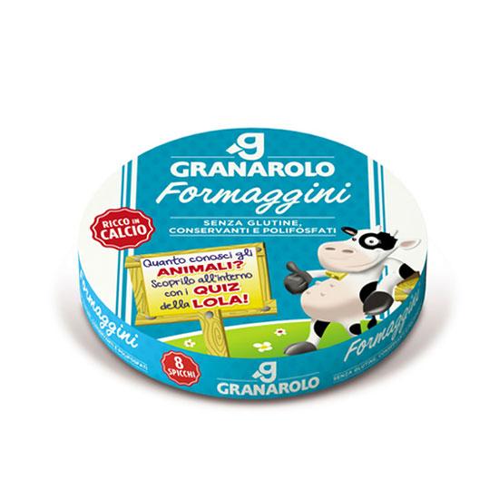 Formaggini Senza Glutine / Gluntenfreier Käse 140 g GRANAROLO
