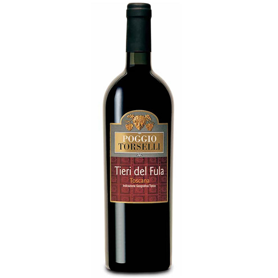 Tieri del Fula Toscana 0,75 L POGGIO TORSELLI