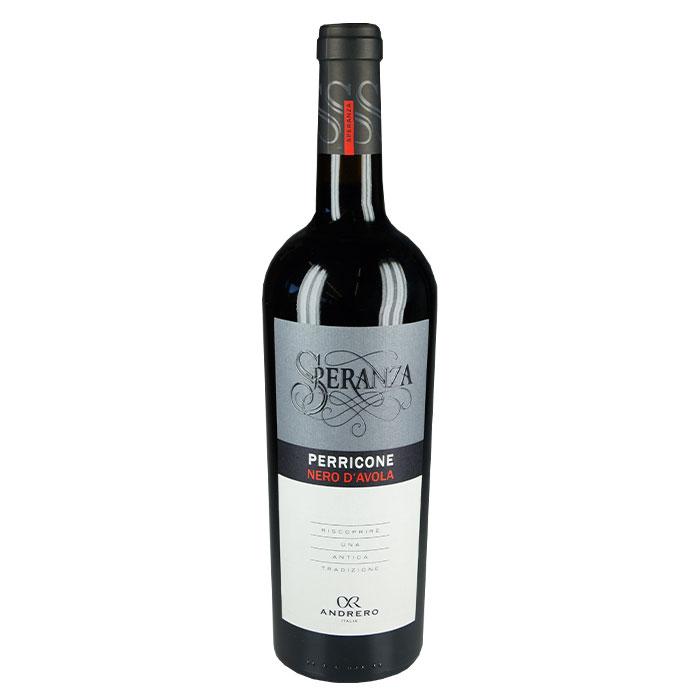 Perricone Nero D'avola SPERANZA 0,75 L ANDRERO