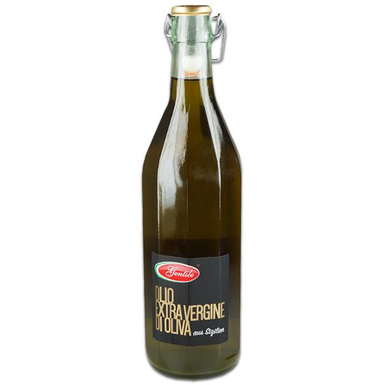 Olio Extra Vergine di Oliva 0,75 L GENTILE