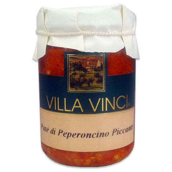Pate Peperoncino Pic Villa Vinci 130 g SUD ITALIA