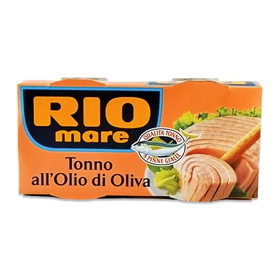 Tonno all'Olio di Oliva / Thunfisch in Olivenöl 2 x 160 g RIO MARE