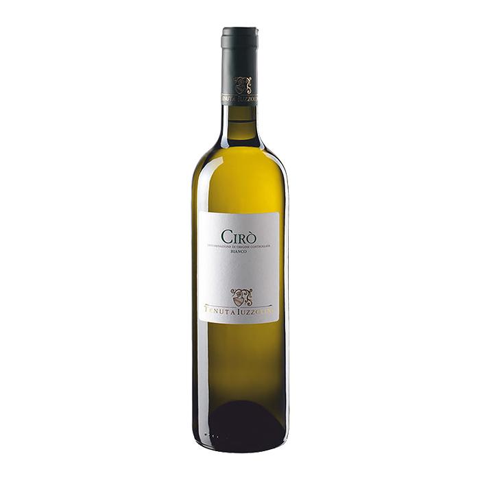 Ciro Bianco 0,75 L TENUTA IUZZOLINI