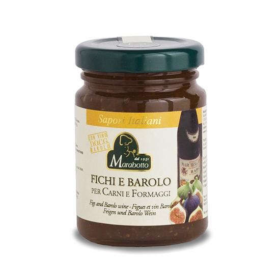 Fichi e Barolo / Feigen und Barolowein 110 g MARABOTTO