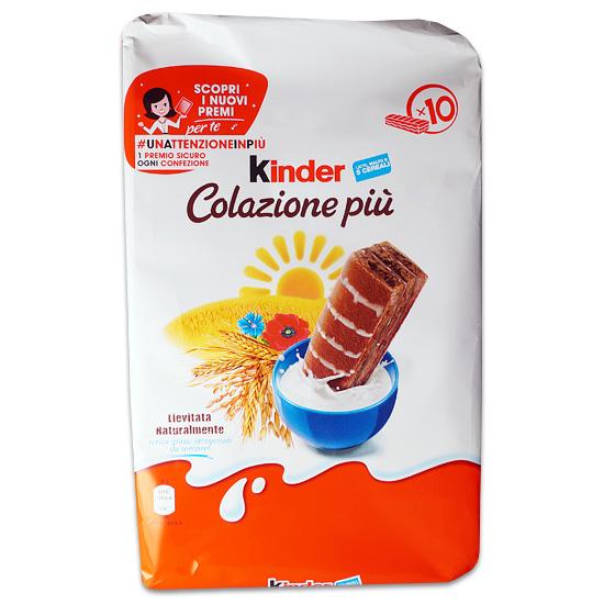 Kinder Colazione Più 300 g FERRERO