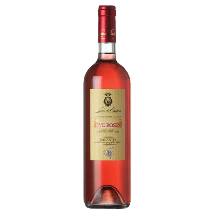 Five Roses Rosato 0,75 L LEONE DE CASTRIS