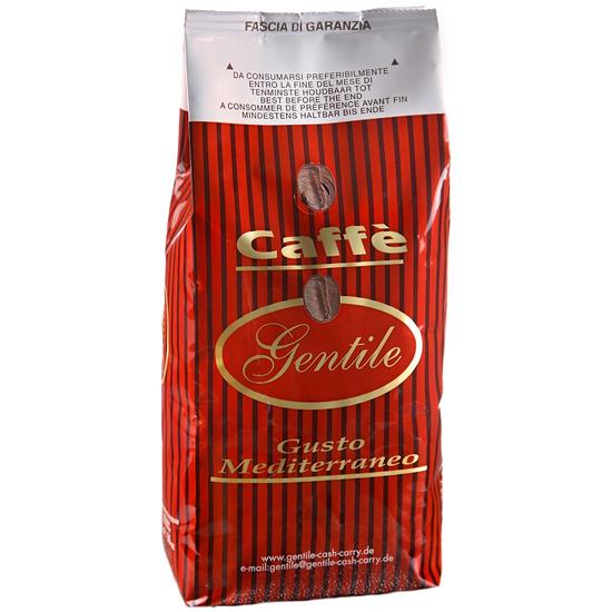 Caffe' Gentile Macinato 250 g Gusto Mediterraneo