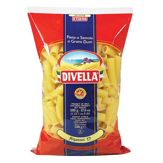 Divella 17 Rigatoni / Nudeln 500 g