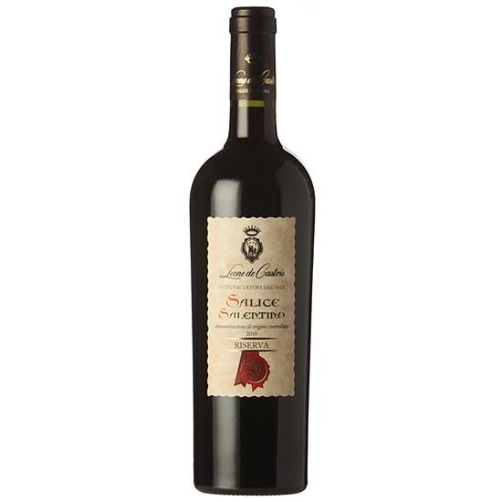 Salice Salentino 0,75 L LEONE DE CASTRIS