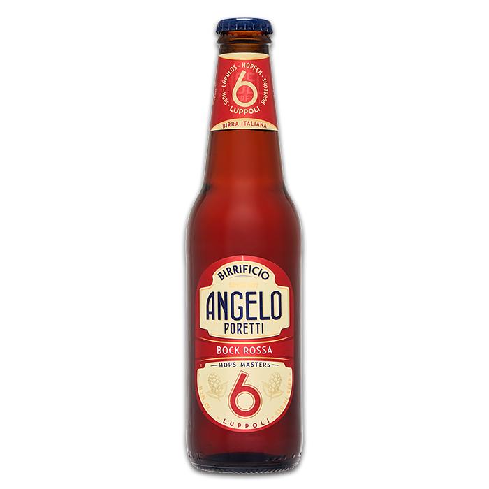 Birra Angelo Poretti Bock Rossa 6 Luppoli 330ml
