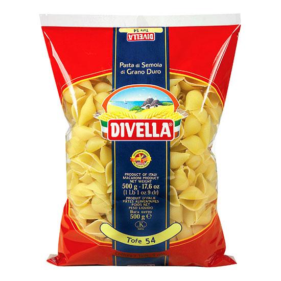 Divella 54 Tofe / Nudeln 500 g