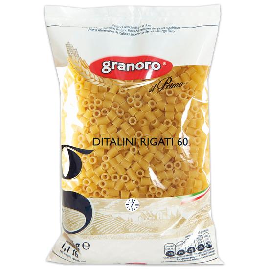 Granoro 60 Ditalini Rigati 500 g