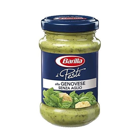Pesto alla Genovese Senza Aglio / Pesto ohne Knoblauch 190 g BARILLA
