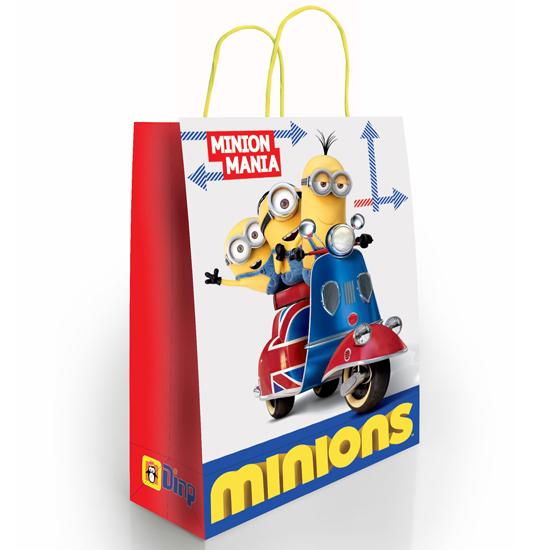 Minions Busta Regalo / Überraschungstüte DINP