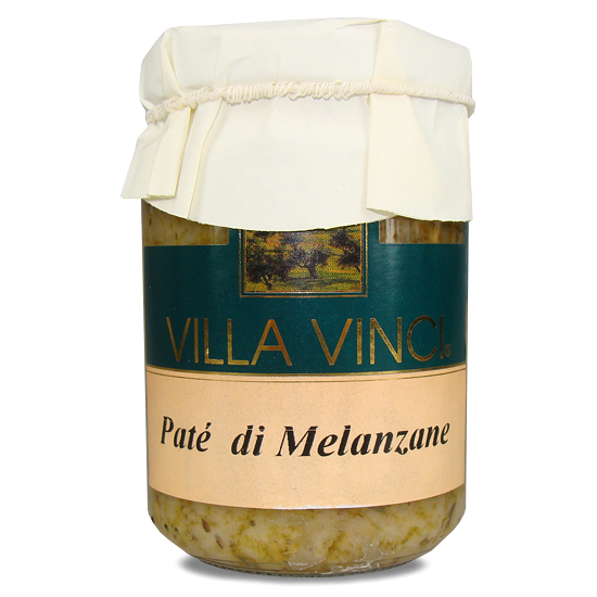 Pate di Melanzane Villa Vinci / Auberginenpaste 130 g SUD ITALIA