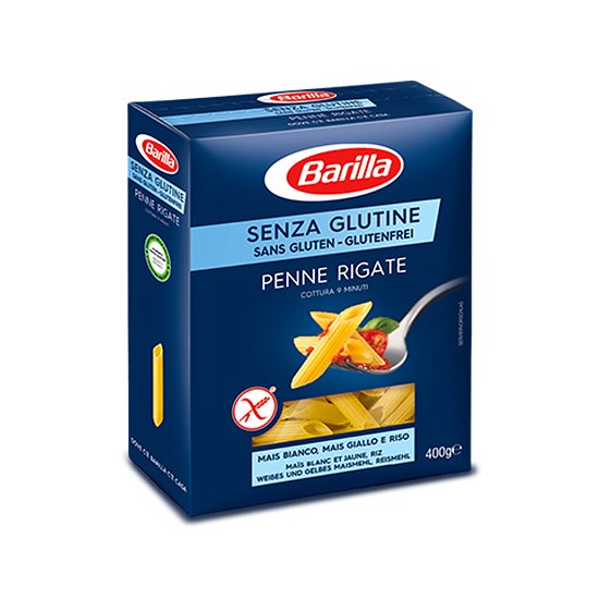 Penne Rigate Senza Glutine 400 g BARILLA