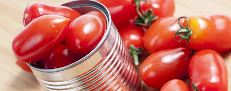Tomatenkonserven