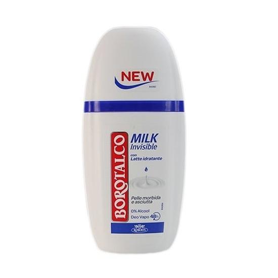 Borotalco Milk Invisible Deo Vapo 75 ml