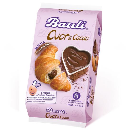 Croissant Cuor di Cacao 300 g BAULI