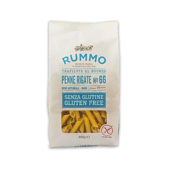 Penne Rigate 66 Senza Glutine / Glutenfreie Nudeln 400 g RUMMO