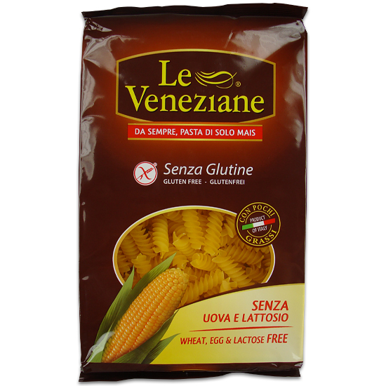 Eliche 250 g Glutenfrei LE VENEZIANE