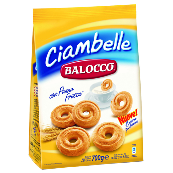 Ciambelle 700 g BALOCCO