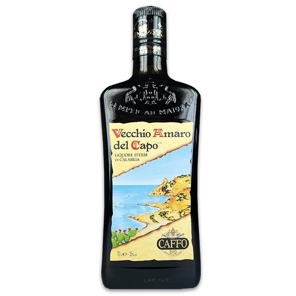 Vecchio Amaro del Capo / Kräuterlikör 0,7 L CAFFO