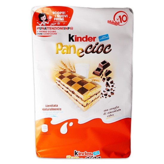 Kinder Brioss Pan Cioc 300 g FERRERO