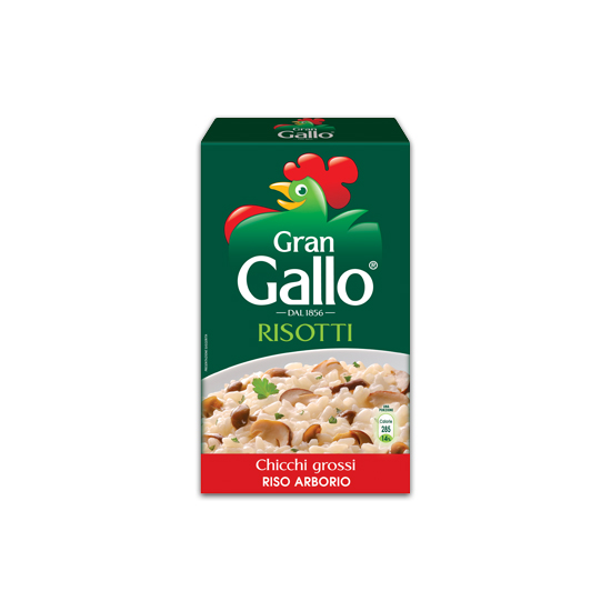 Gran Gallo Riso Arborio / Reis 500 g GALLO