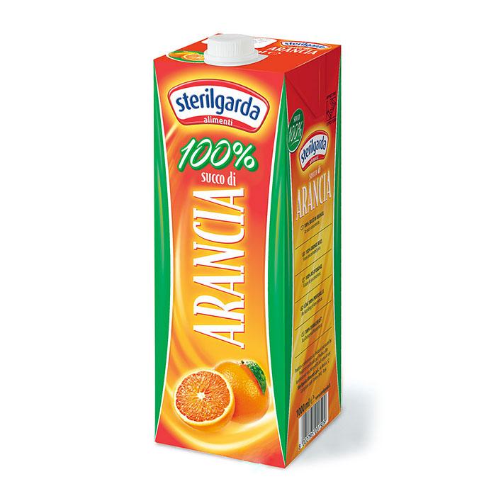 Succo e Polpa Arancia / Orangensaft 1 L STERILGARDA