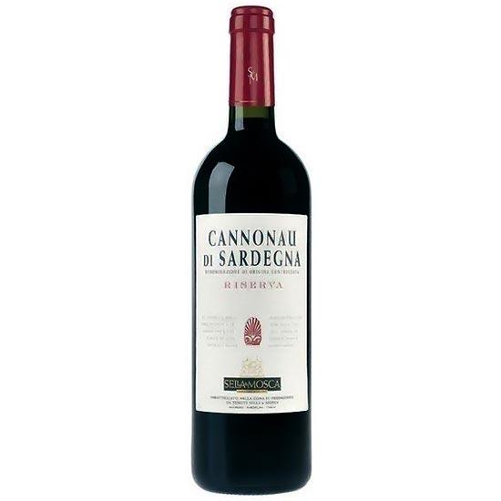 Cannonau di Sardegna Riserva 0,75 L SELLA & MOSCA