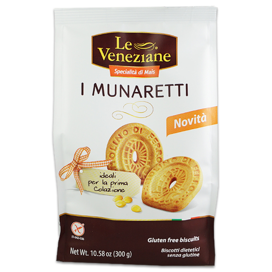 I Munaretti 250 g Glutenfrei LE VENEZIANE