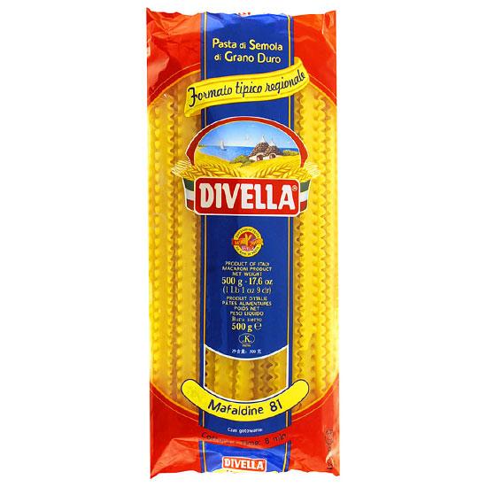 Divella 81 Mafaldine / Nudeln 500 g