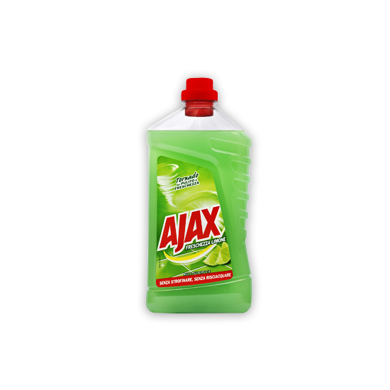 Ajax Optimal 7 Multisuperficie Ultra Sgrassante / Putzmittel 1 L