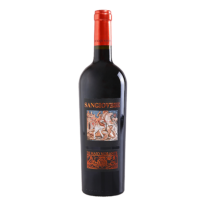 Sangiovese 1,5L (Geliefert mit Holzkiste) DI MAJO NORANTE