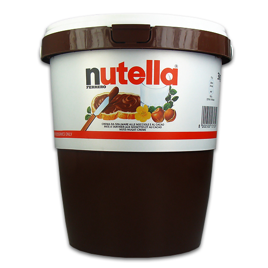 Nutella 3 kg FERRERO