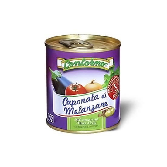 Caponata di Melanzane / gebratenes Gemüse 200 g CONTORNO