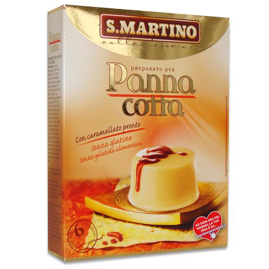 Panna Cotta Selezione Oro 95 g SAN MARTINO