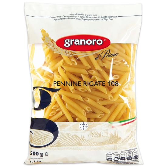 Granoro 108 Pennine Rigate 500 g