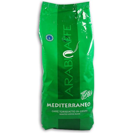 Arabicaffé Mediterraneo Bio 1 kg