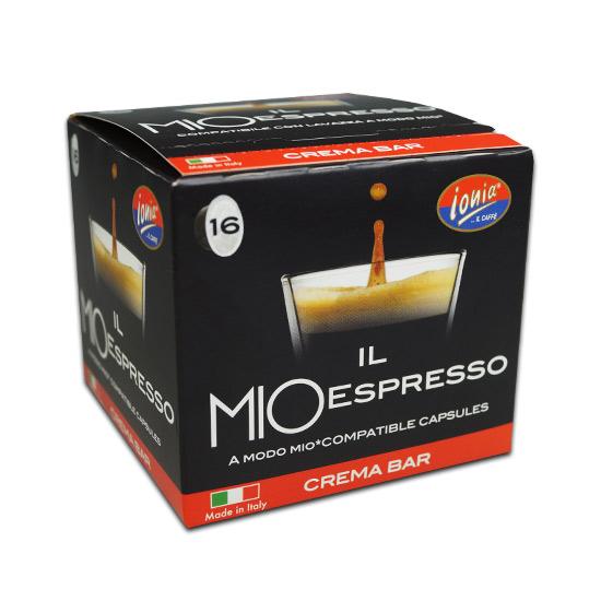 Il Mio Espresso 120 g (16 Stk.) IONIA