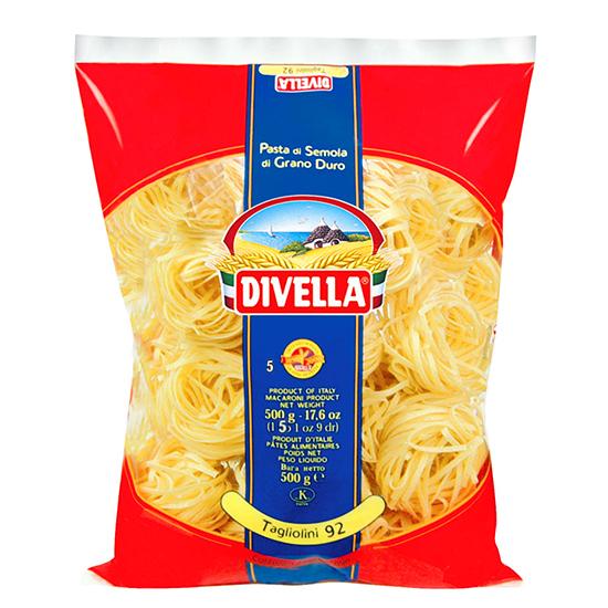 Divella 92 Tagliolini / Nudeln 500 g